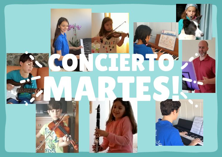 AUDICIÓN DEL MARTES 31 DE MARZO